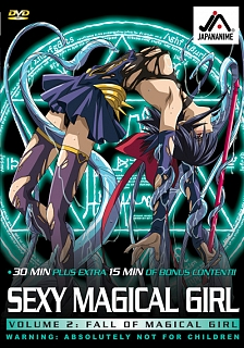 Sexy Magical Girl - Vol 2 [Japanese]