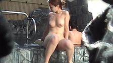 Watch Some Asian Chicks Taking A Bath - Scene 7
