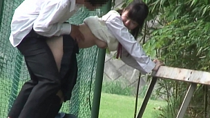 Hot And Spicy Public Sex - Scene 6