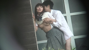 Hot And Spicy Public Sex - Scene 8