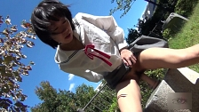 Perfect Day For Hard Outdoor Sex - Scene 2