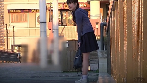 Urination Of Co-Eds In Tokyo - Scene 2