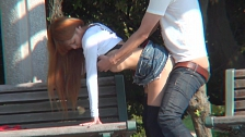 Broad Daylight Outdoor Sex - Scene 2