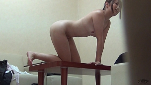 Slutty Hotties Stripping - Scene 4