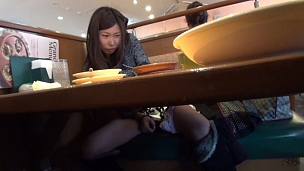 Dirty Asian Sluts Being Naughty In Public - Scene 1