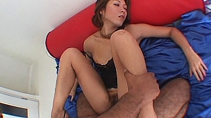 Asian Thighs Creampies 1 - Scene 5